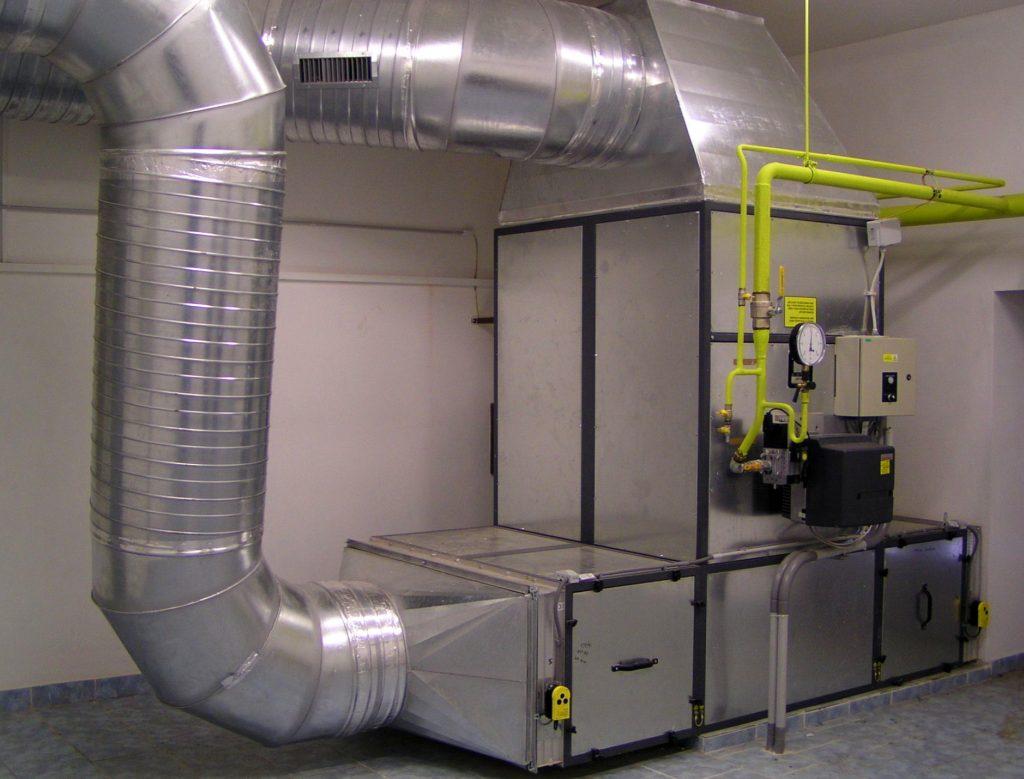 Как правильно оборудовать систему приточной вентиляции